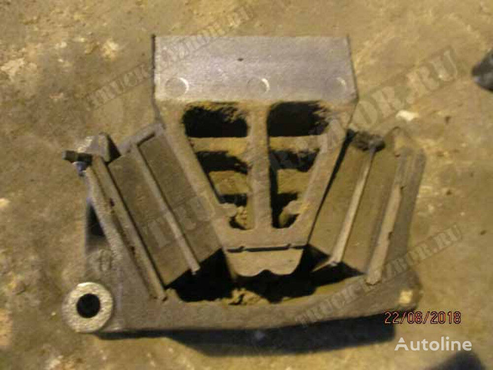 DVS engine support cushion for MERCEDES-BENZ tractor unit