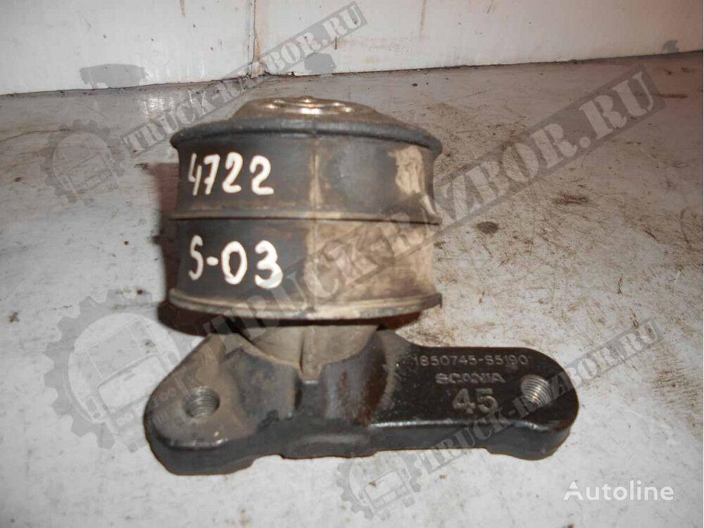 podushka DVS perednyaya, R Scania (1850745) engine support cushion for tractor unit