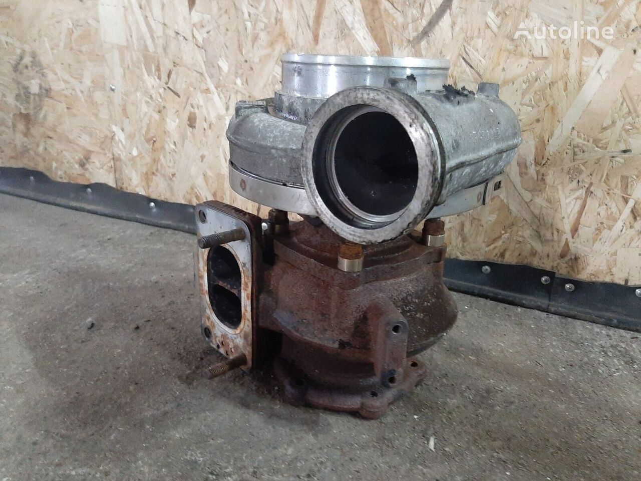 (A4710967199) engine turbocharger for MERCEDES-BENZ truck
