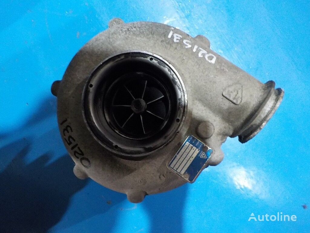 (500021531) engine turbocharger for MAN tractor unit
