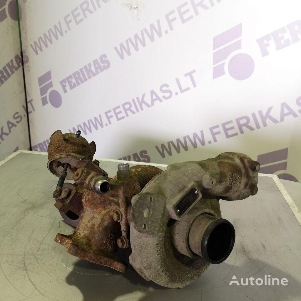 engine turbocharger for MAN TGX TGS tractor unit
