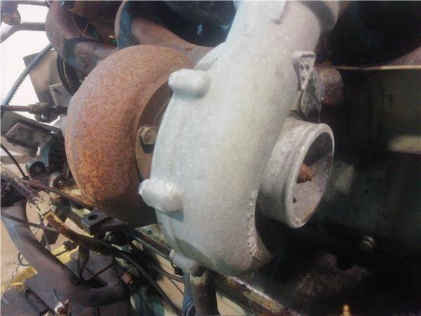 engine turbocharger for MERCEDES-BENZ OM 366A.IV9 MOTOR 170 CV truck