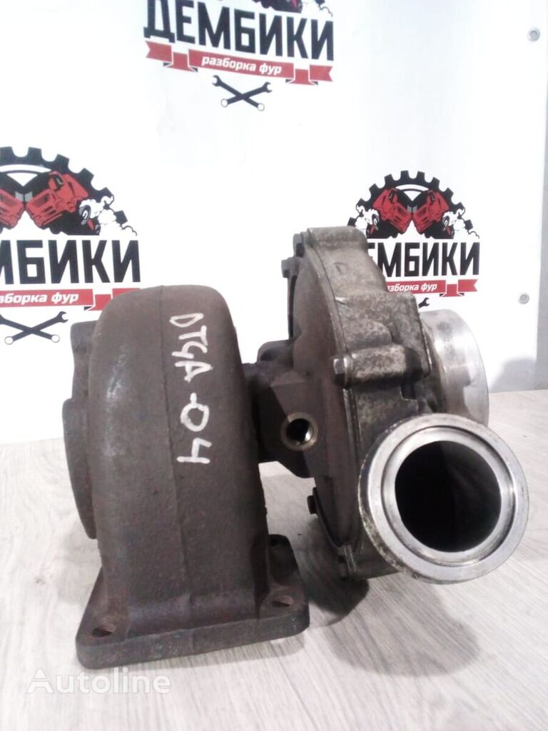 engine turbocharger for MAN TGA truck