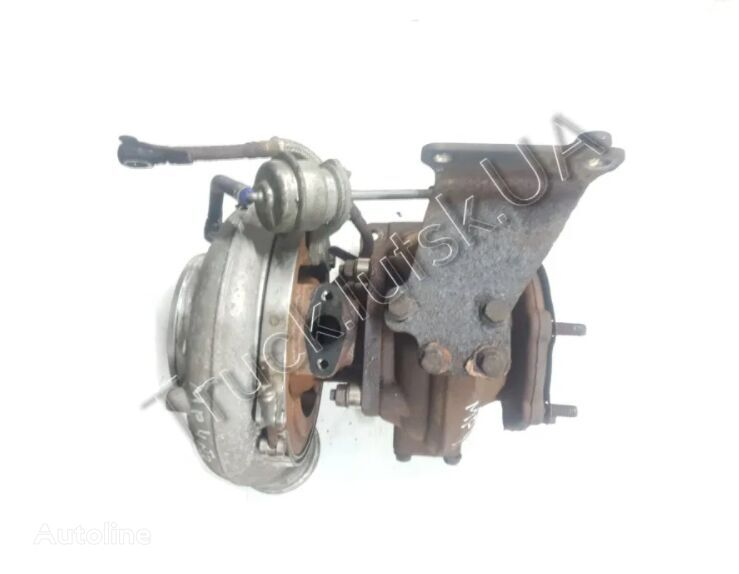 (4710967199) engine turbocharger for MERCEDES-BENZ Actros MP4  tractor unit