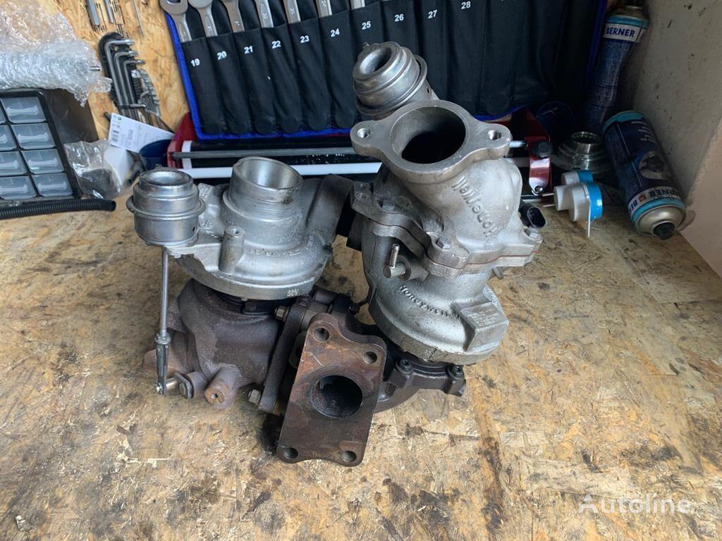 HOLSET (810358-0002) engine turbocharger for MAZDA CX-5, 5 / 6, 2.2 automobile