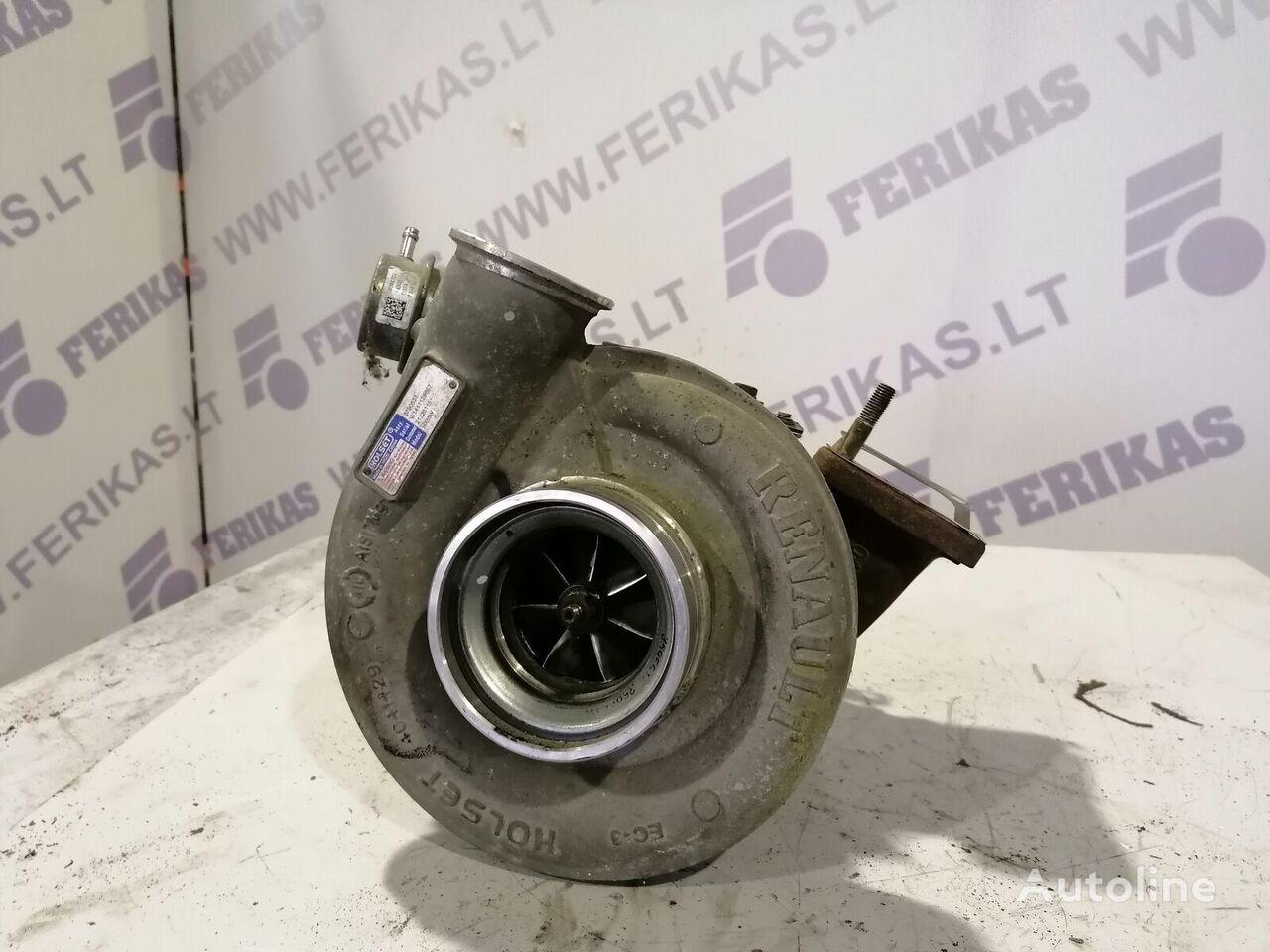 HOLSET (21326115 3790533) engine turbocharger for tractor unit