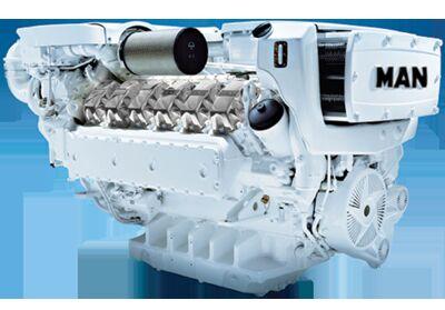 new MAN COMPENSATOR (51152100001) engine turbocharger for MAN TGS, TGX truck