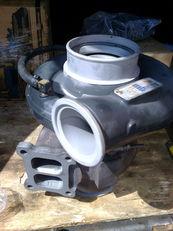 CUMMINS engine turbocharger for grain harvester