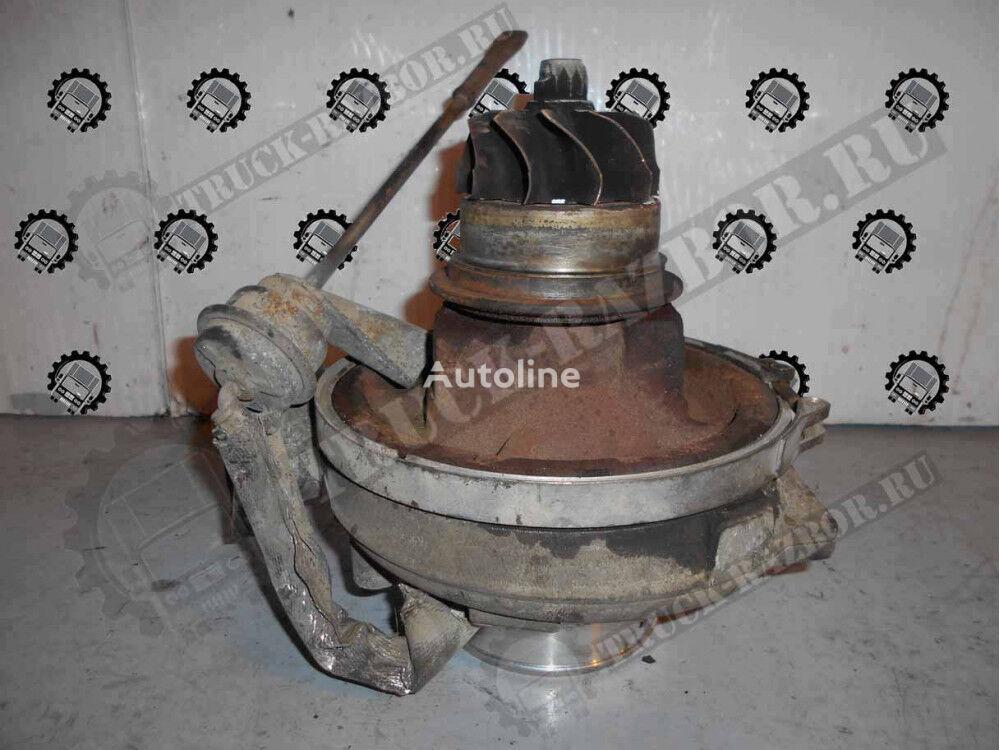 engine turbocharger for DAF tractor unit