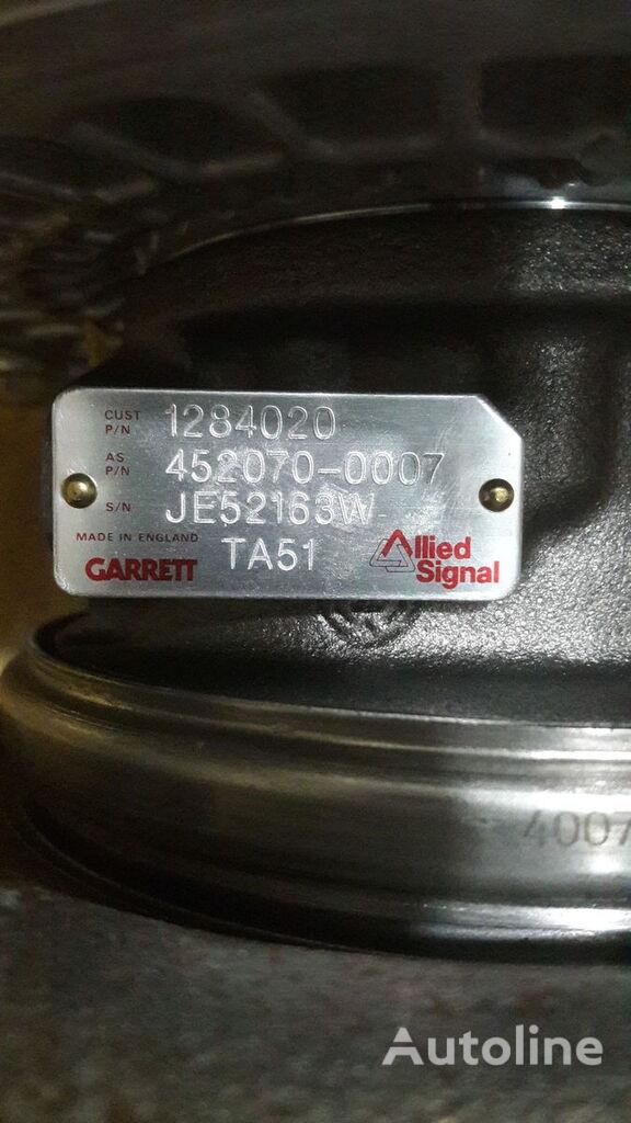 new DAF GARRETT engine turbocharger for DAF tractor unit