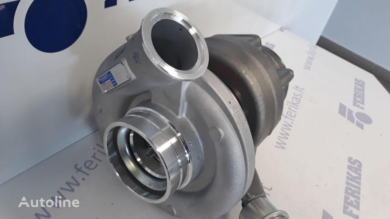 HOLSET engine turbocharger for RENAULT Magnum tractor unit