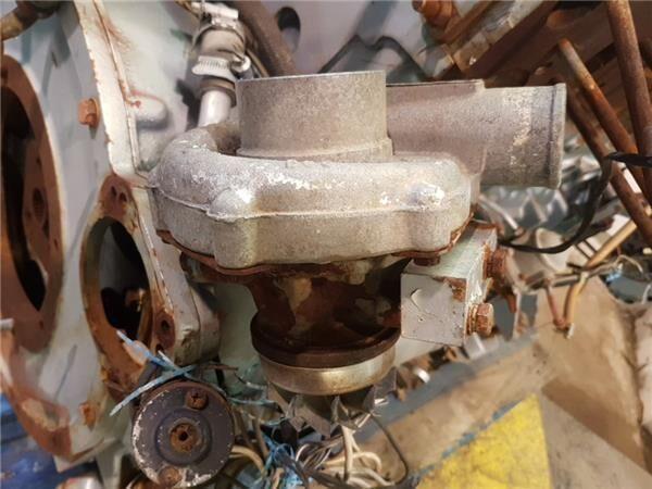 HOLSET engine turbocharger for 65151 F RANGE 4 124 truck