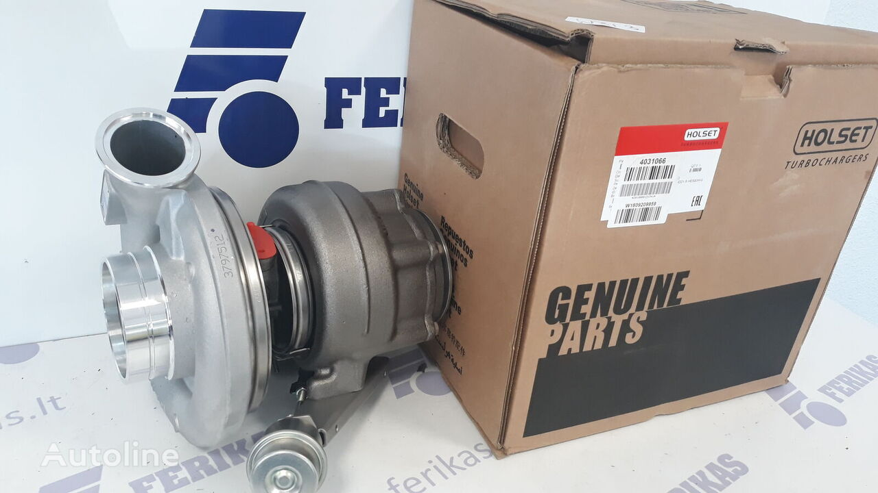 HOLSET turbocharger engine turbocharger for VOLVO FH13 tractor unit