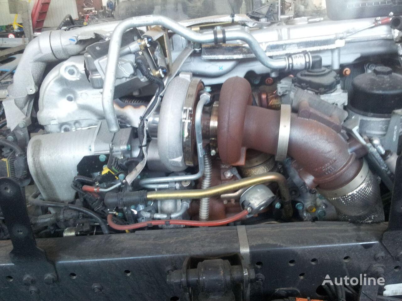 MAN engine turbocharger for MAN TGA, TGX, TGS tractor unit