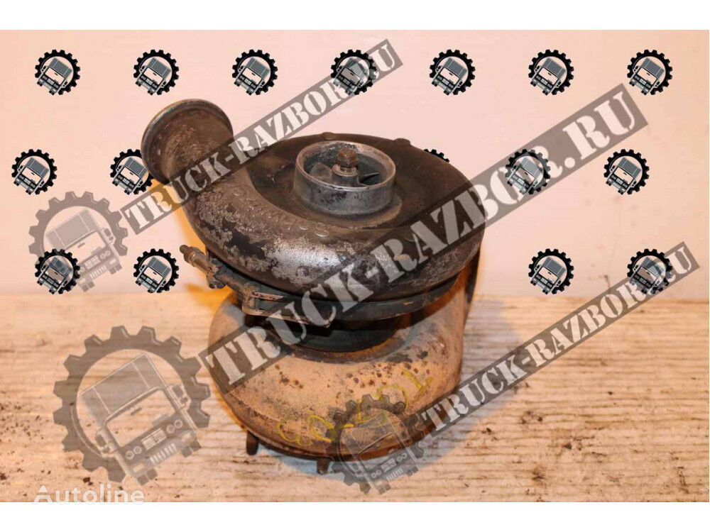 engine turbocharger for MAN TGS  tractor unit