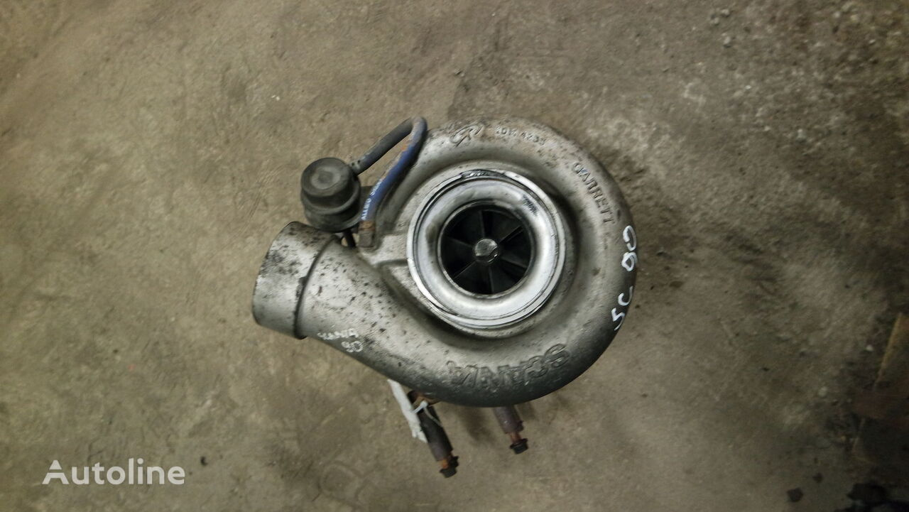 SCANIA DC16 GARRETT engine turbocharger for SCANIA tractor unit