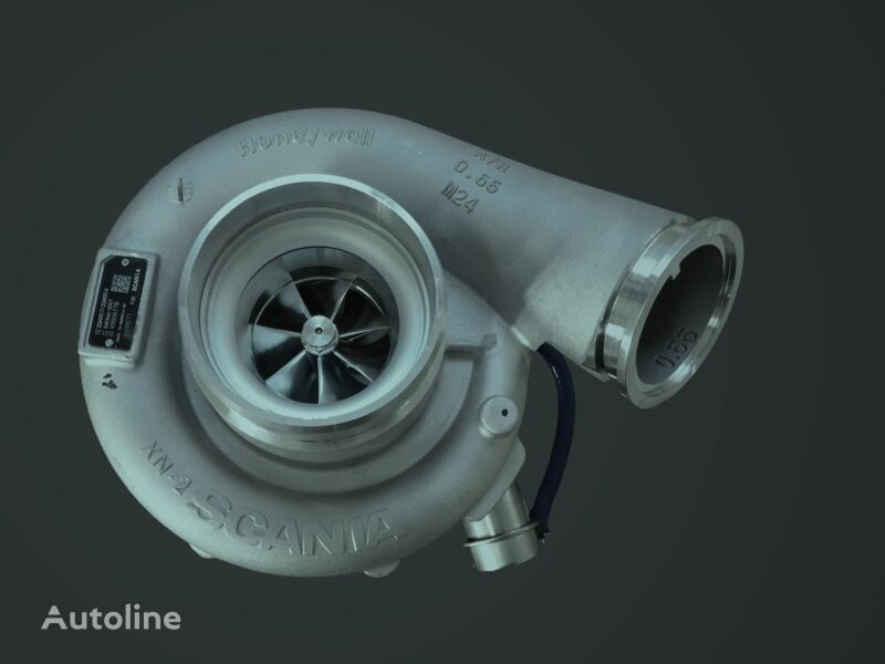 SCANIA L, P, G, R, S series EURO6 turbocharger, turbo compressor, GARRE engine turbocharger for SCANIA L, P, G, R, S series tractor unit