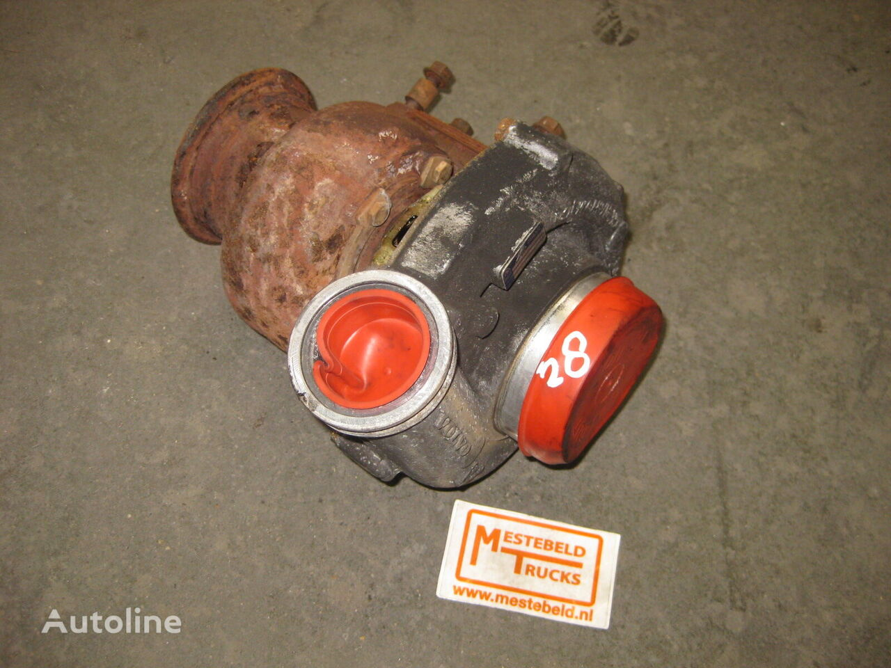VOLVO engine turbocharger for VOLVO truck