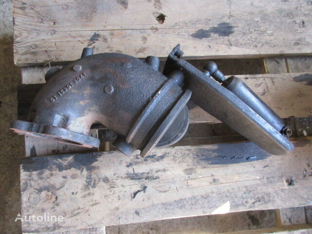 engine valve for MAN TGA tractor unit