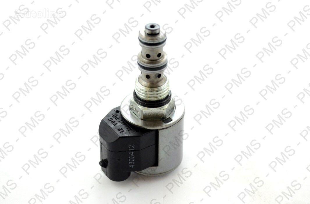 new engine valve for wheel loader