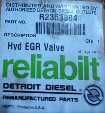 new FREIGHTLINER рециркуляции отработанных газов для Detroit Diesel S60 Detroit D (R2353884) engine valve for FREIGHTLINER truck