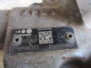 MAN редукционный (81471036027) engine valve for tractor unit