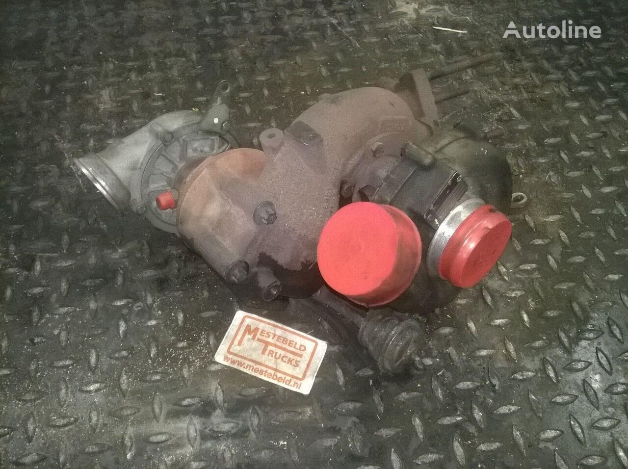 MAN Bi-Turbo engine valve for MAN TGL truck