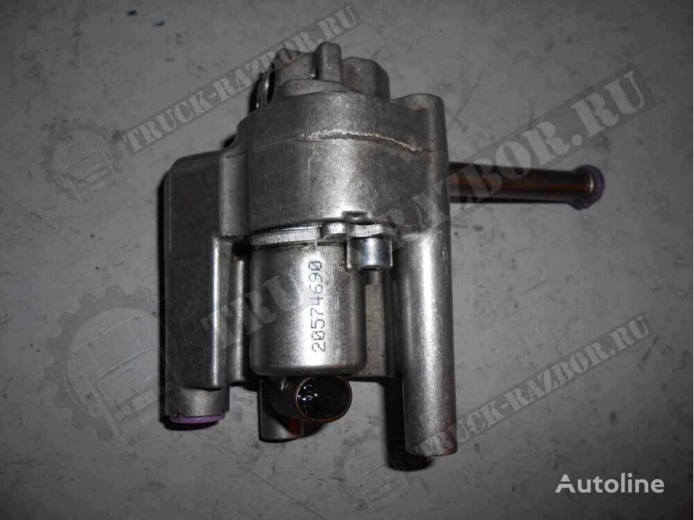 RENAULT upravlyayushchiy, D13 (20713422) engine valve for RENAULT tractor unit