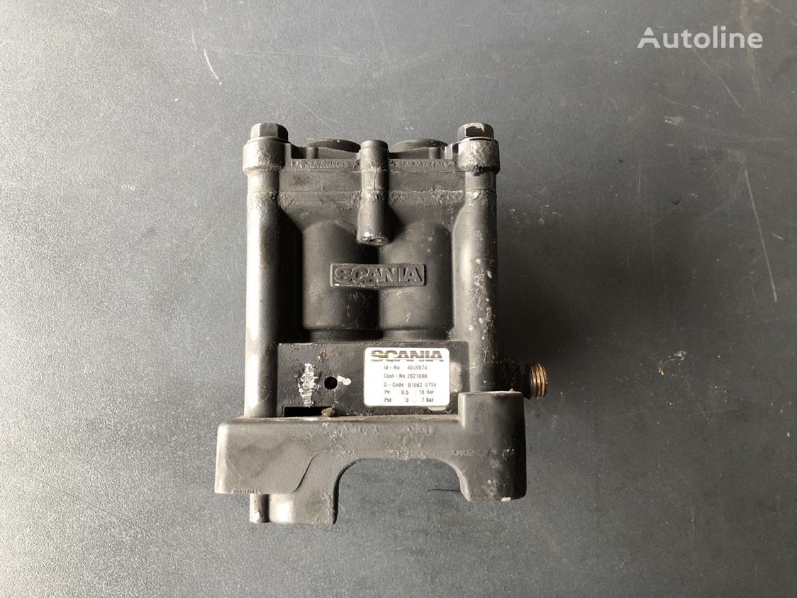 SCANIA engine valve for truck