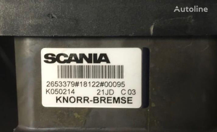 new SCANIA AIR engine valve for SCANIA truck