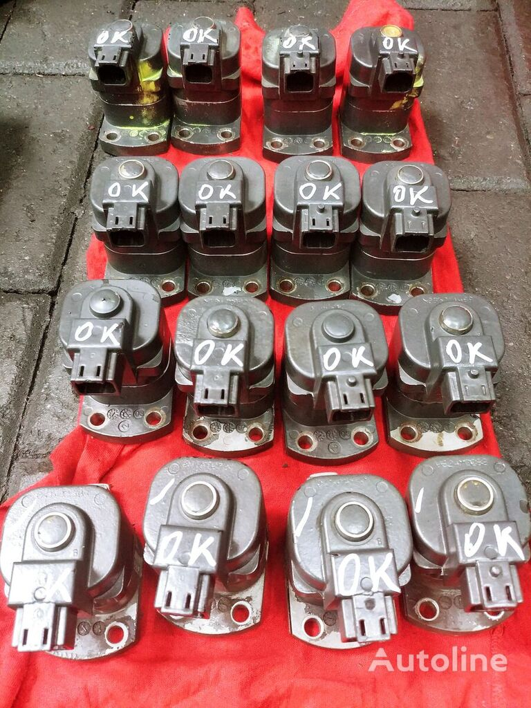 SCANIA GENUINE FUEL SOLENOID engine valve for SCANIA HPI  truck