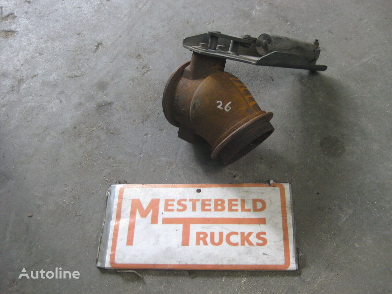 SCANIA Motorremklep engine valve for SCANIA R 440 truck