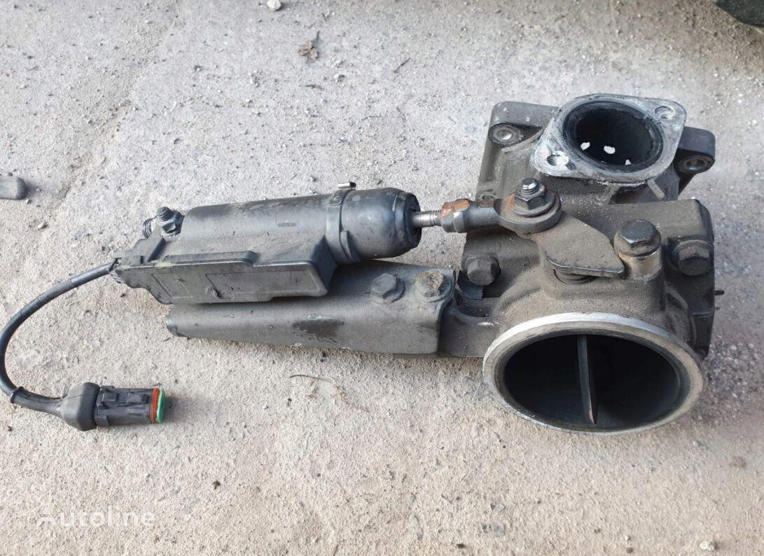 SCANIA emission EGR unit, EGR engine valve for SCANIA T, P, G, R, L, S series EURO6 tractor unit