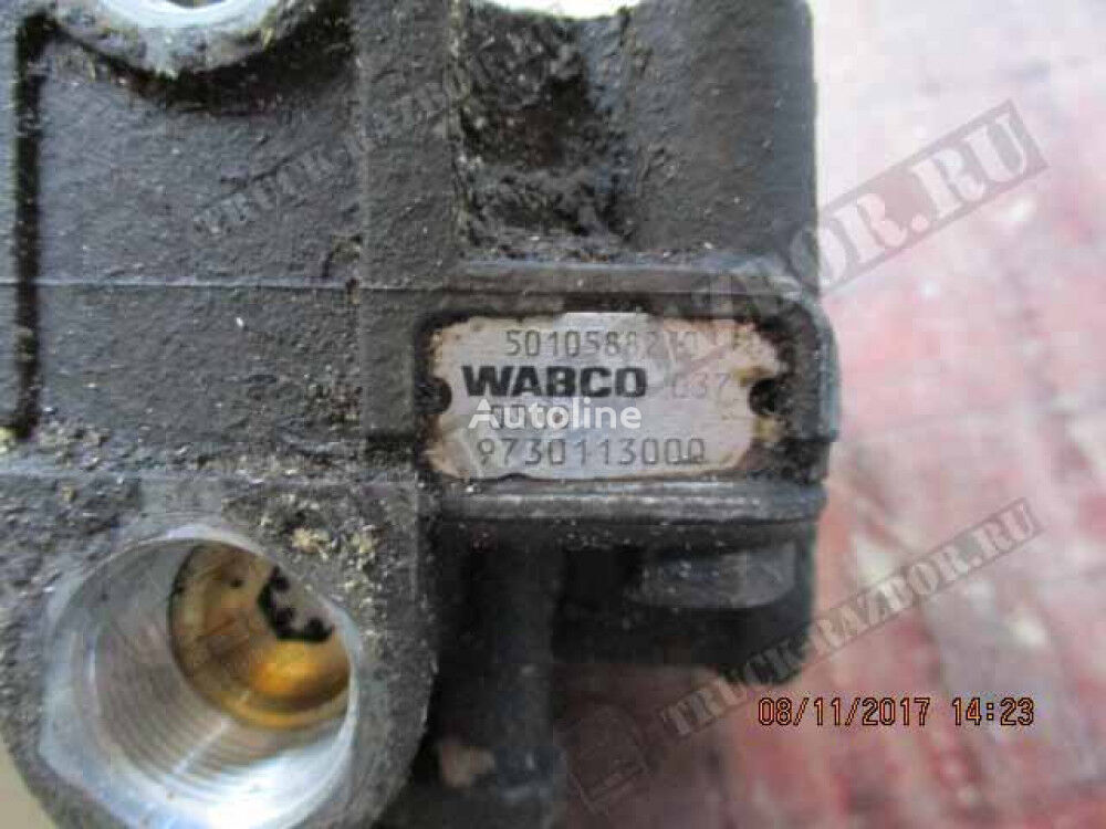 WABCO uskoritelnyy engine valve for RENAULT tractor unit