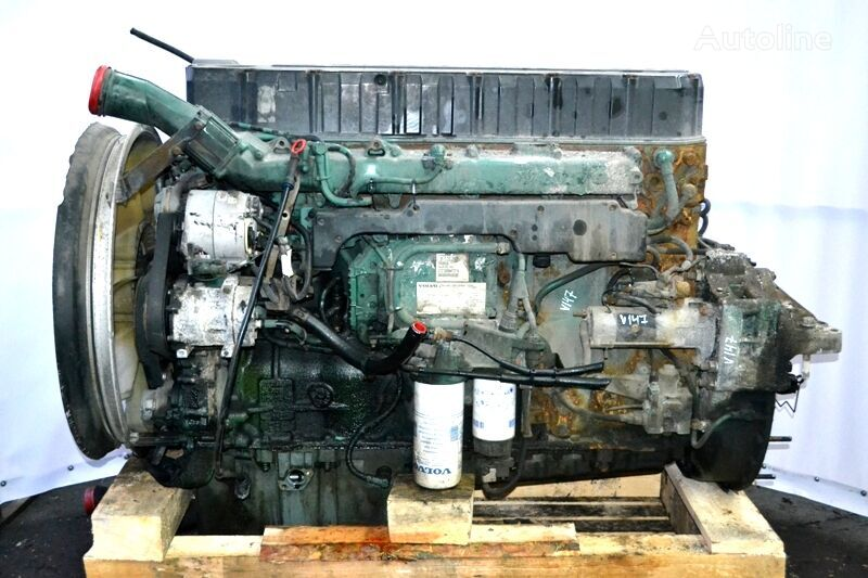 (01.98-12.05) engine for VOLVO FM7/FM9/FM10/FM12/FL/FLC (1998-2005) truck