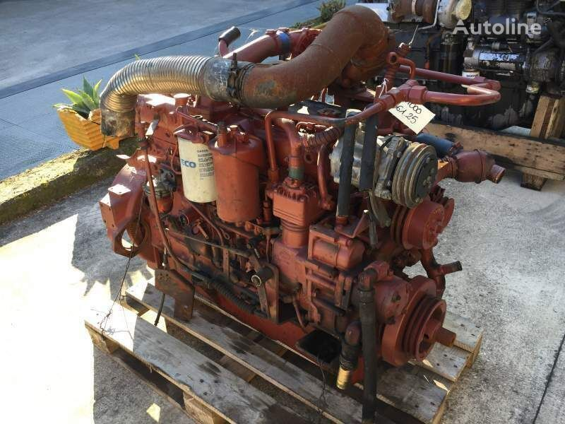 8361.SI25 engine for truck