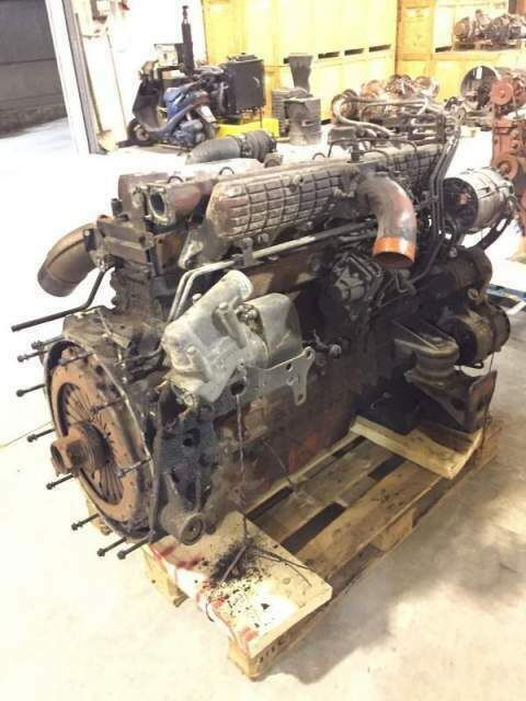 8460.41S engine for truck