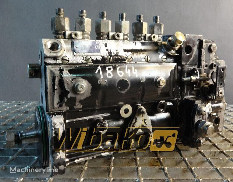 BOSCH 0400866150 engine for CASE 1288 other construction equipment