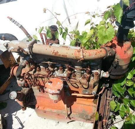 Belarus Motor 4cil engine for tractor