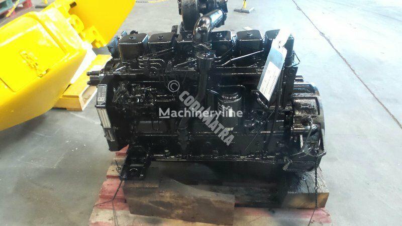 CASE 6T-590 engine for CASE 1188P excavator