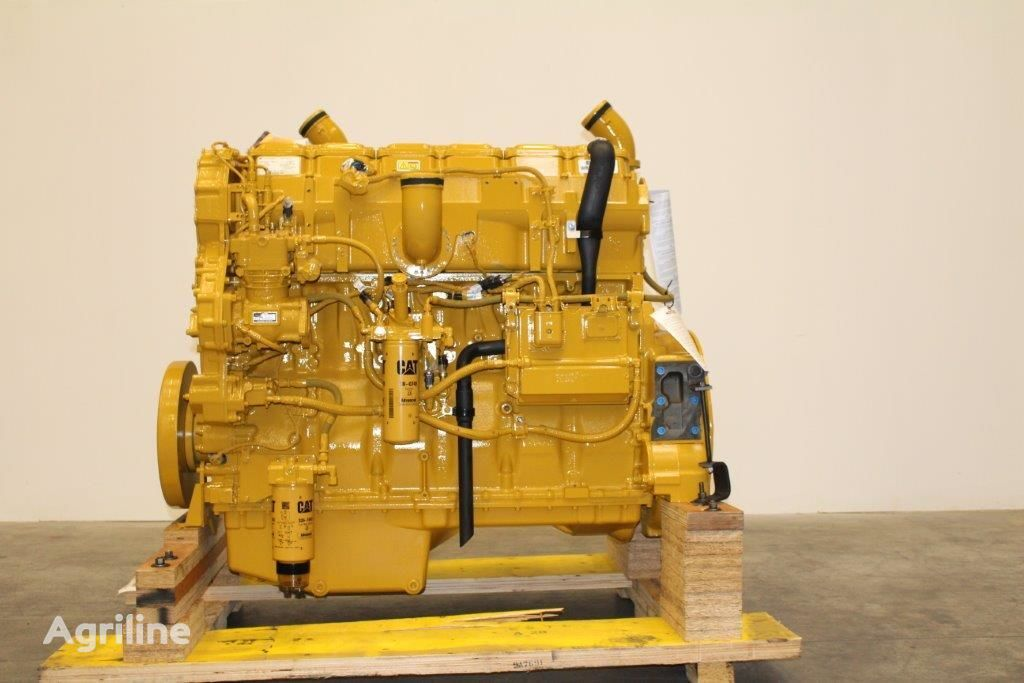CATERPILLAR engine for combine-harvester