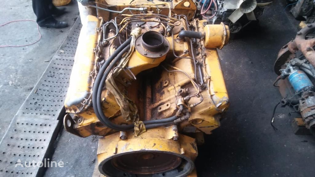CATERPILLAR 3208 engine for DYNAPAC roller