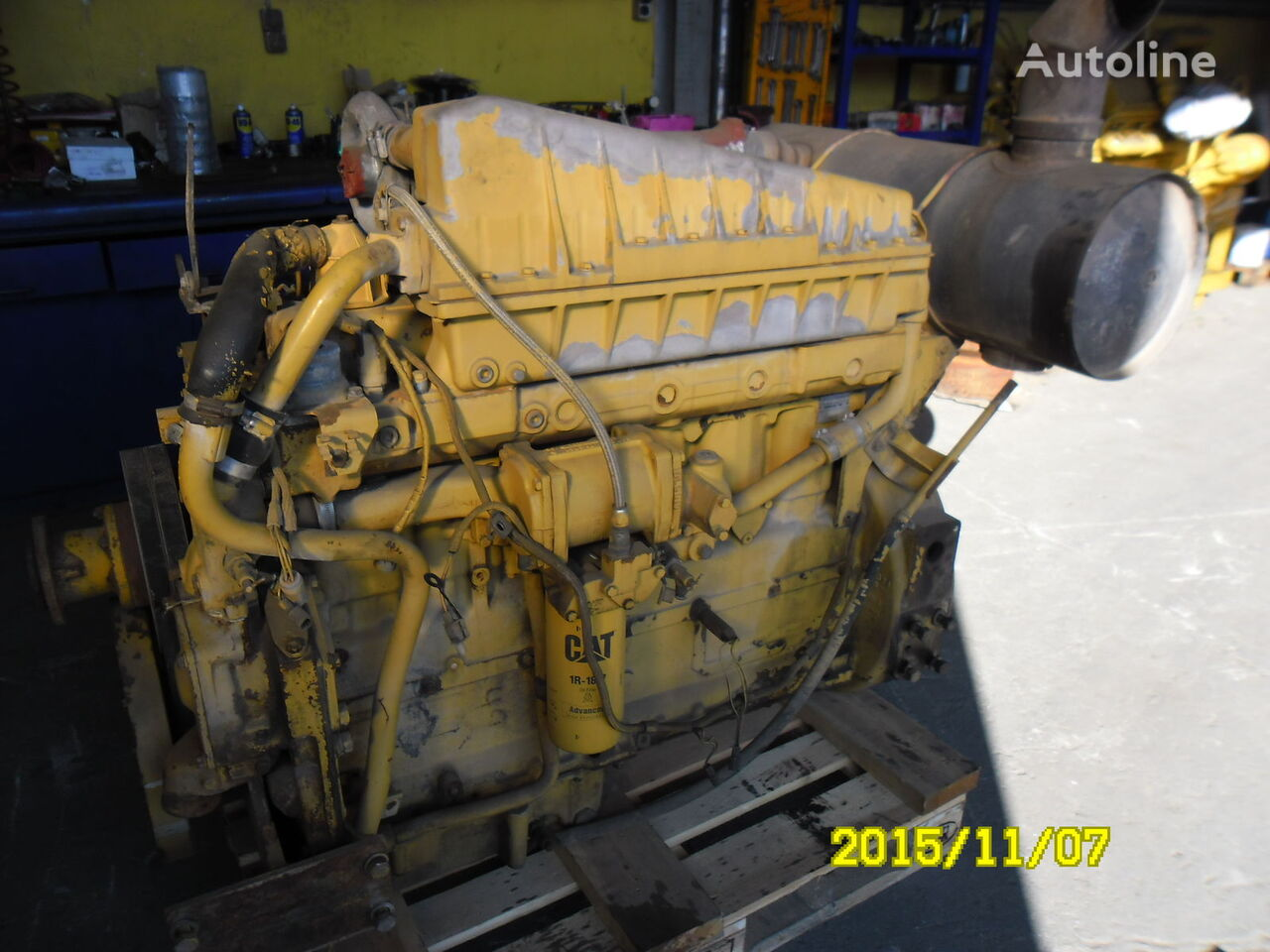 CATERPILLAR 3306 engine for CATERPILLAR 330B excavator