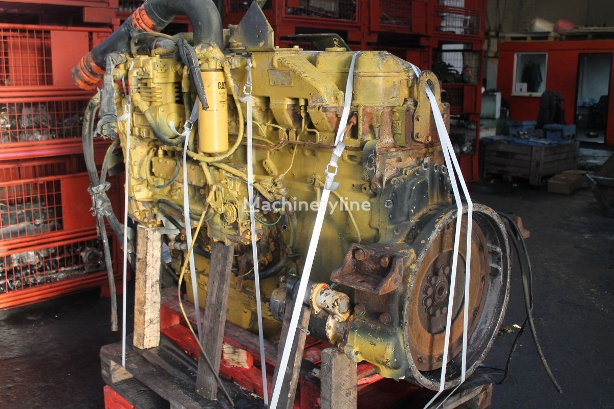 CATERPILLAR 3406B engine for haul truck