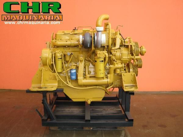 CATERPILLAR 375 engine for excavator