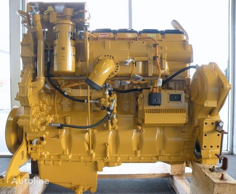 CATERPILLAR C18 engine for CATERPILLAR D9T bulldozer