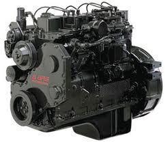 CUMMINS engine for KOMATSU bulldozer