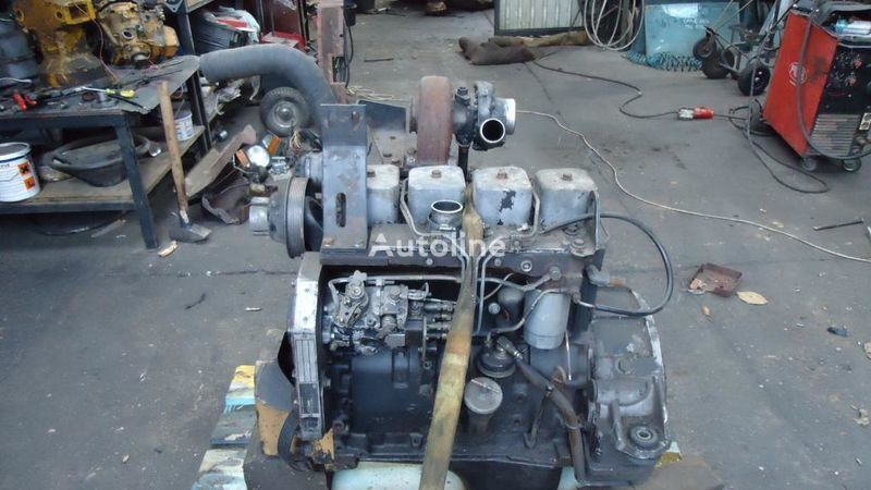 CUMMINS 4t390 engine for CASE IH excavator