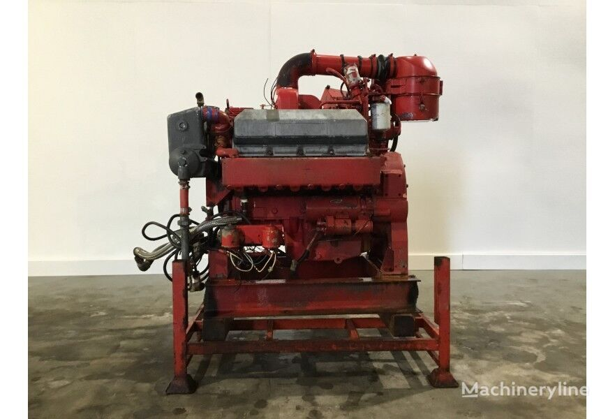 CUMMINS 504 engine for generator