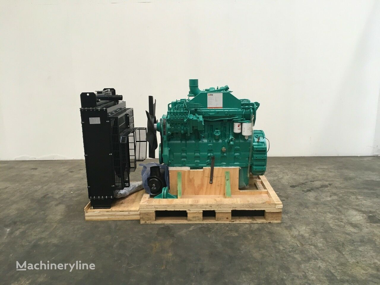new CUMMINS 6cta 8.3 G2 engine for other generator